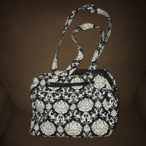 Other - Beautiful black and white purse
